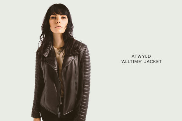 Atwyld Alltime women's motorcycle jacket
