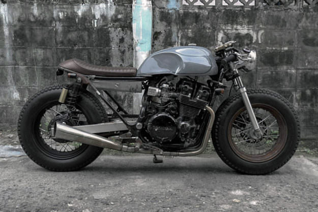 Honda CBX750F by Half Caste Creations