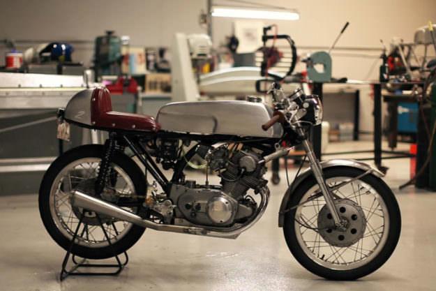 Honda CB77 by Oni Motorworks