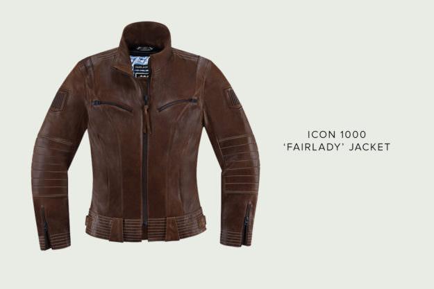 ICON 1000 Fairlady women's motorcycle jacket