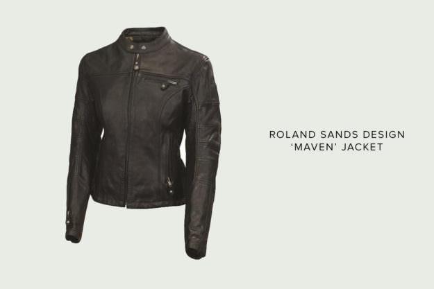 RSD Maven women's motorcycle jacket