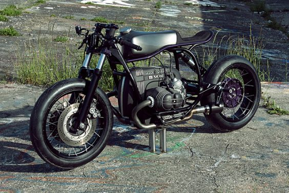 'DA#7' BMW R100R – Diamond Atelier