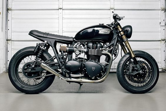 '07 Triumph Bonneville – Cognito Moto
