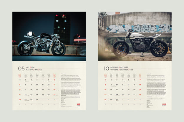 The latest edition of the world's most popular motorcycle calendar is now on sale.