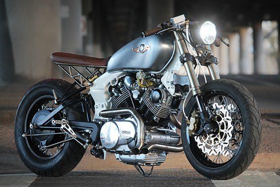 '92 Yamaha XV920 – 485 Designs